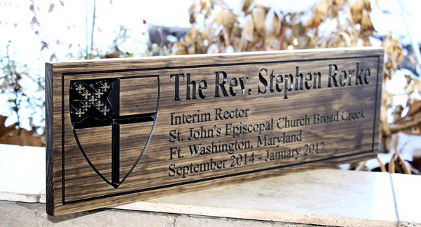 Name plaque sign-Church Sign-Marriage Sign-Custom sign-Personalized Wood Sign-Anniversary Gift