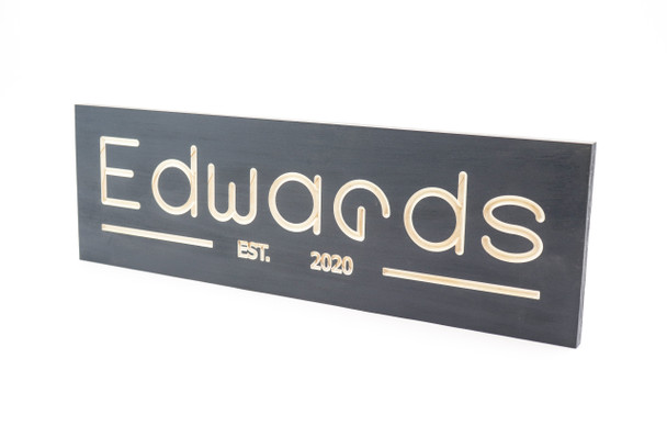 Family Sign   (CWD-771)