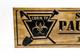 Military sign with custom logo - CBRN TF
