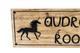 Unicorn kids room sign