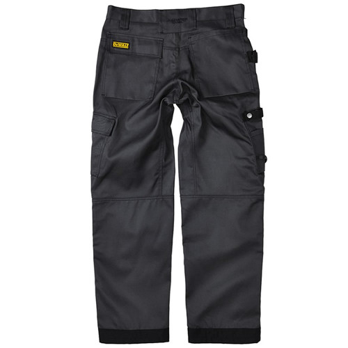 9ec9d84070 Kit DeWalt Pro Tradesman Grey Trousers + Kneepads