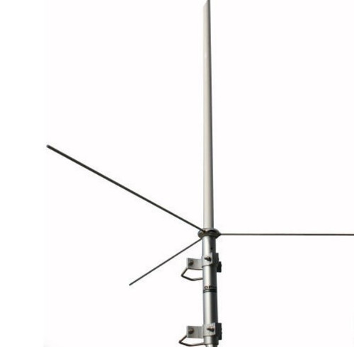 Comet GP-6 - Antenna, Base Vertical, SO-239, Dual-Band, Fiberglass, 2m, 70cm, 10.10 ft. Height