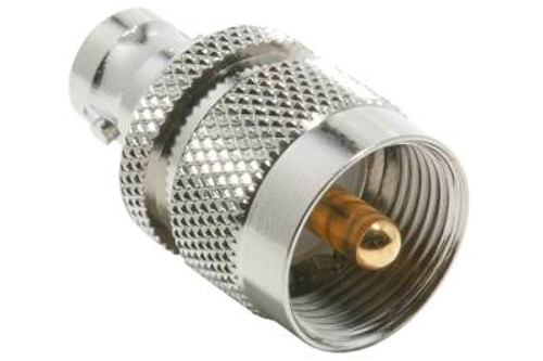 UHF Male to BNC Female Adapter
