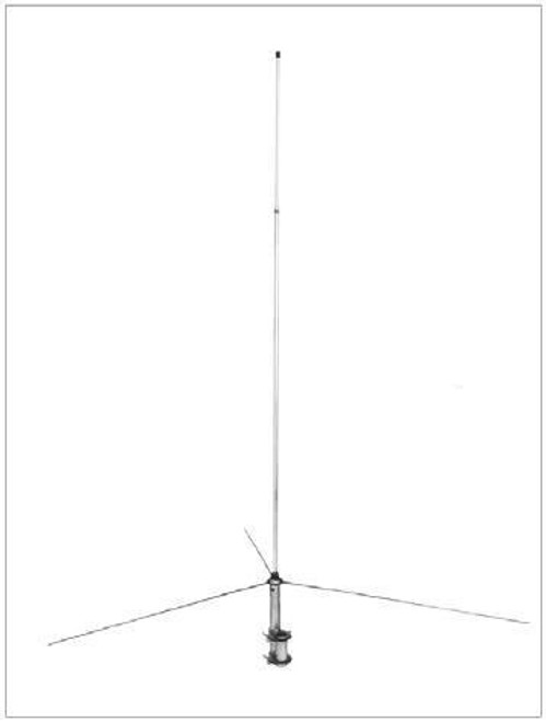 Comet CFM-95SL - Vertical, Base, 88-108 MHz, FM Low-Power or Receive, 200 W, UHF Female, SO-239, 7.70 ft., 2 lbs.