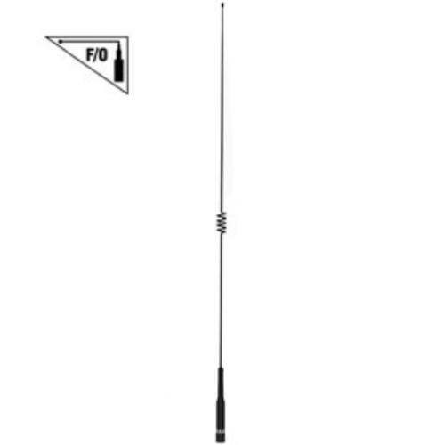 Comet SBB-5 - Antenna, Mobile, PL259, Dual-Band, 2m, 70cm, 38 in. Height