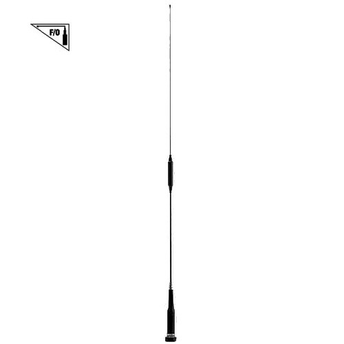 Comet SBB-224 - Antenna, Mobile, PL259, Tri-Band, 2m, 220 MHz, 70cm, 36 in. Height