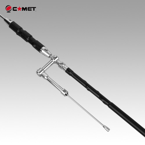 Comet UHV-4 - Antenna, Mobile Vertical, UHF mount, PL-259, Multi-Band, 10m, 6m, 2m, 70cm, 54 in. Height