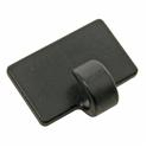 LIDO LM-1201 - Microphone Hook, Adhesive Backed, For use with ICOM Hook Microphones
