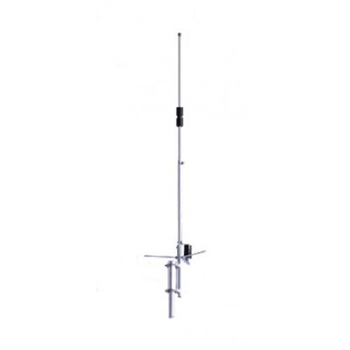 Cushcraft AR-270 - Antenna, Vertical, Dual-Band, Ringo, Aluminum, 250 W, 70 cm, 2 m, 3.75 ft. Height
