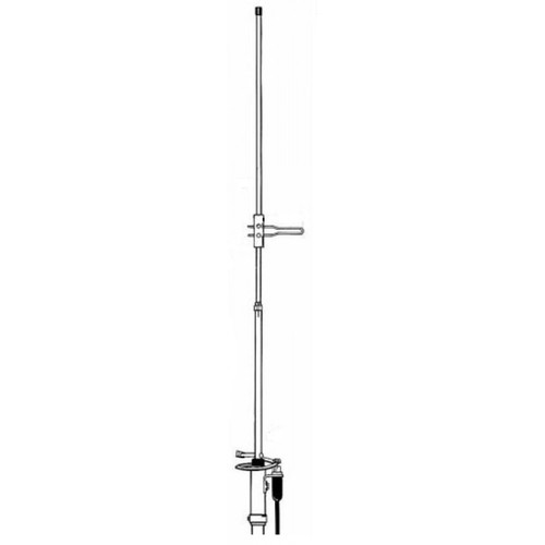 Cushcraft ARX-450B - Antenna, Vertical, Ringo, Ranger II, Aluminum, 500 W, 70 cm, 4.9 ft. Height