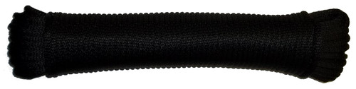 """100ft, 1/8"""" Rope, Antenna support, Polyester, Break Strength 316 lbs"""