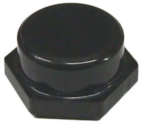 Workman RC-1 Black, Plastic Rain Cap for NMO Type Mounts