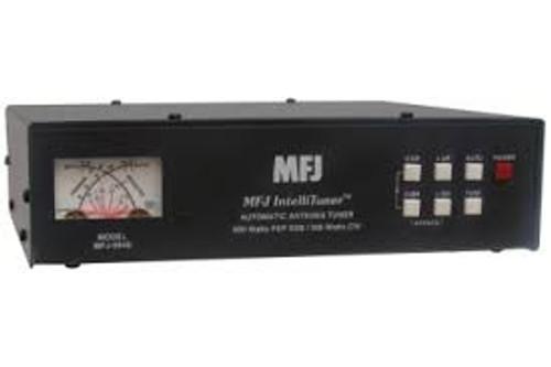 MFJ-994B Antenna Tuner, IntelliTuner, Automatic, Desktop, 600 watts, 160-10 meters, External