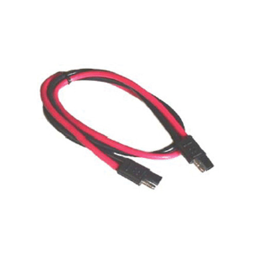 Workman TP-10 - 2ft Polarized Quick Disconnect Power Cable, 2 Pin, 10 A