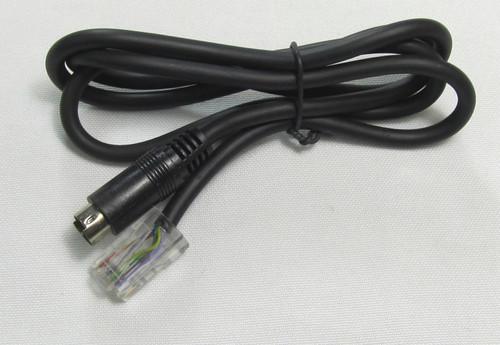 MFJ-5114Y - Interface Cable, 36 in, Yaesu Radios to MFJ Auto Tuner models 92x, 998