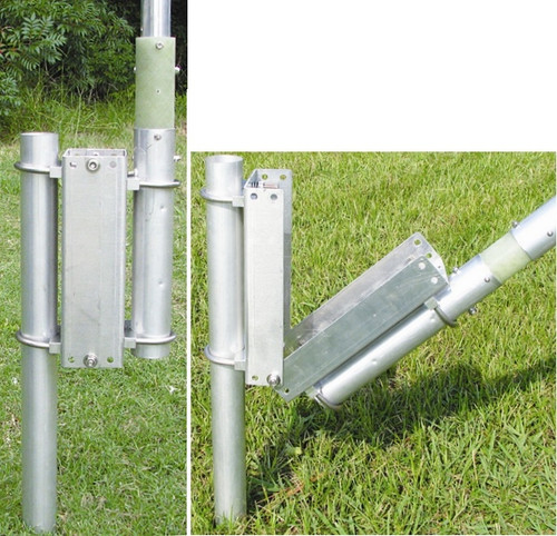 MFJ-1903 - Universal Tilt Base for Vertical Base Ham Radio Antennas