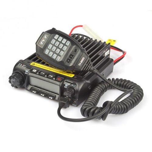 TYT-TH9000D UHF 400-490 MHz 70 cm 45 Watt Mobile Transceiver, Amateur, Ham Radio