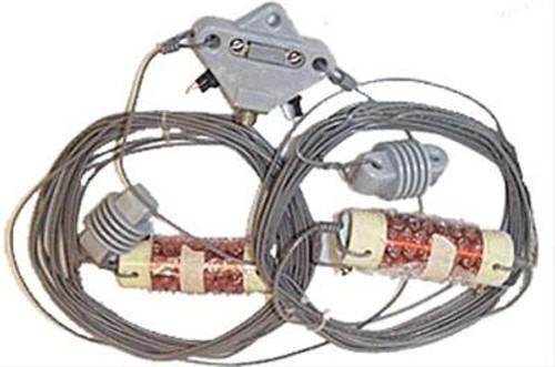 Alpha Delta DX-DD Single Wire Dipole Antenna, Multi-Band, Resonant, 1,000 W PEP/CW, 250 W RTTY, 80, 40 meters, 82 ft. long