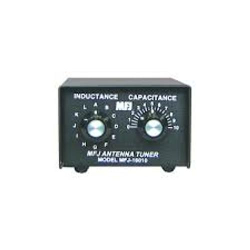 MFJ-16010 Random Wire Antenna Tuner, Desktop, Manual, 1.8 - 30 M