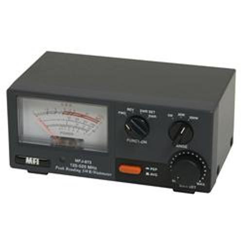 MFJ 873 Grandmaster SWR/Wattmeter, VHF/UHF 125-525 MHz, 5 - 20
