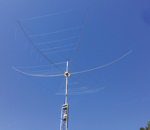 MFJ-1846 HEX BEAM, HF, 6-BAND, 6/10/12/15/17/20M, 1.5KW
