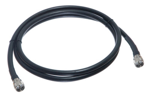 BR-400 25ft LMR-400 Solid Coax Cable Assembly