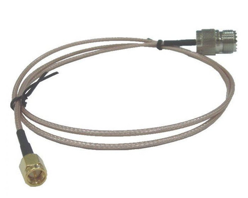 Jetstream JT4110J3 3Ft SMA-Male UHF-Female SO239 Jumper Cable