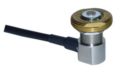 Opek AM-207C - Right Angle NMO to PL-259 Mobile Antenna Coax Cable Assembly