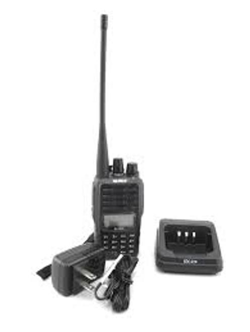 Alinco DJ-VX50T Dual Band 2M/440 MHz FM Handheld (HT) Ham Radio