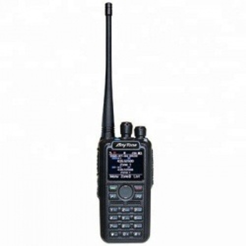 Anytone AT-D878UV Plus GPS Dual Band DMR/Analog Portable (HT) Transceiver