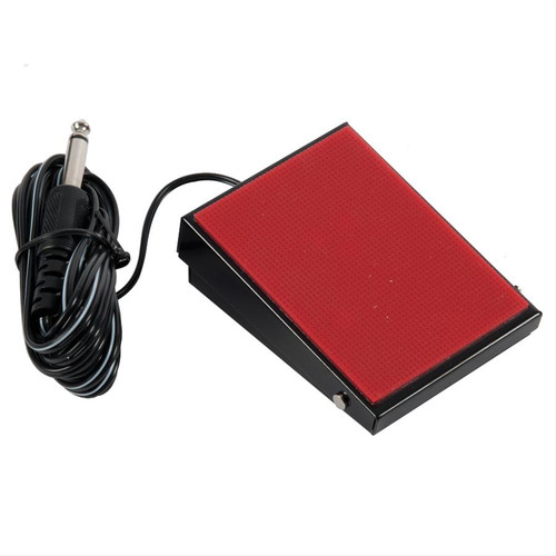 MFJ-1709 Foot switch PTT, 1/4in phone plug, 10ft cord
