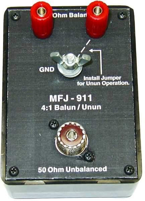 MFJ-911 - 4:1 Current Balun