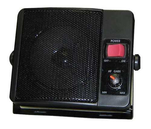 MFJ-383, Mobile Amplified Speaker