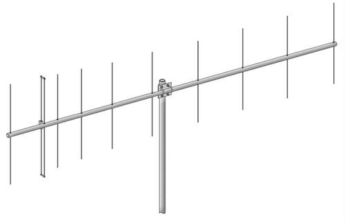 M2 - 2M7, 2 Meter (144-148 MHz) Ham Radio Yagi Antenna