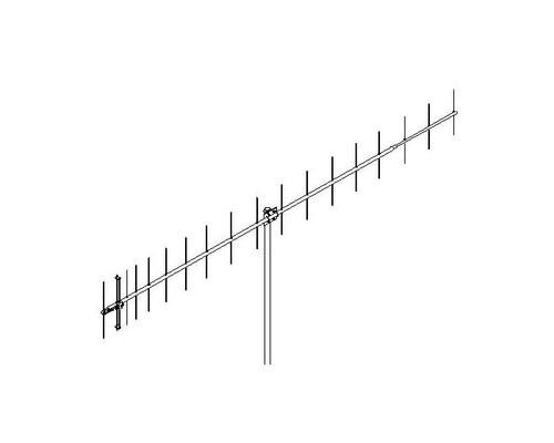 M2 - 440-18X, 70 cm (420-450 MHz) Ham Radio Yagi Antenna