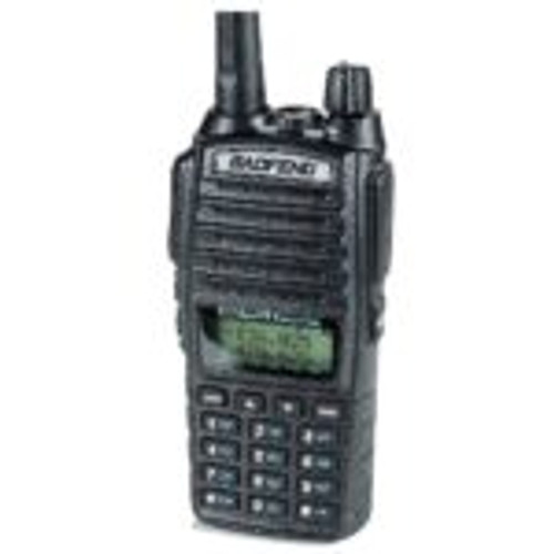 Baofeng UV-82 - Dual Band HT (Portable) 5W Transceiver, Ham, Two Way, 28CH LCD Display