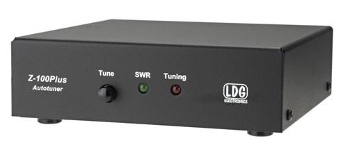 LDG Electronics Z-100 Plus - Antenna Tuner, Automatic, Desktop, 125 Watts