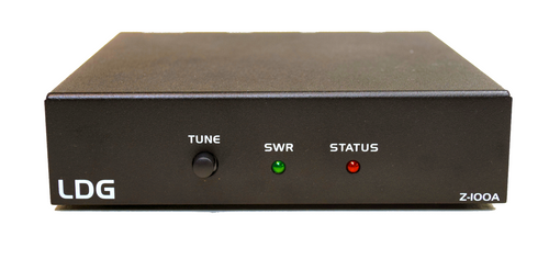 LDG Electronics Z-100A - Antenna Tuner, Automatic, Desktop, 125W, ICOM