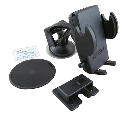 Lido LM-500H Suction Cup Mount w/ Side Grip Holder