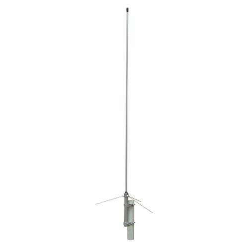 RW-BSAV - VHF 5/8 Wave Aluminum Base Antenna-Tuneable 144-174MHz Ham MURS Marine