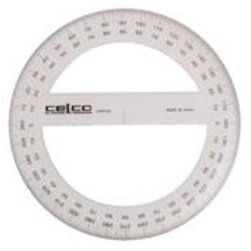 Protractor 15cm 360