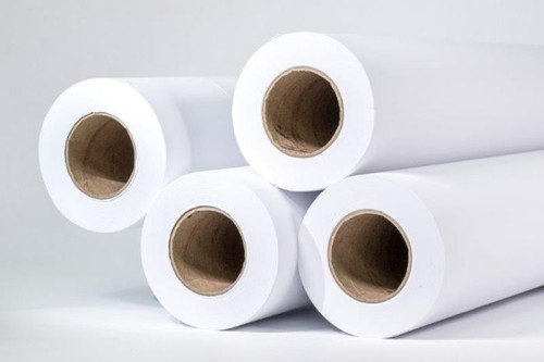 Plotter Rolls, uncoated paper 90gsm x 50m x 50mm core.