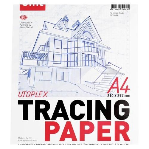 A4 SIHL Trace Pad 50 Sheets