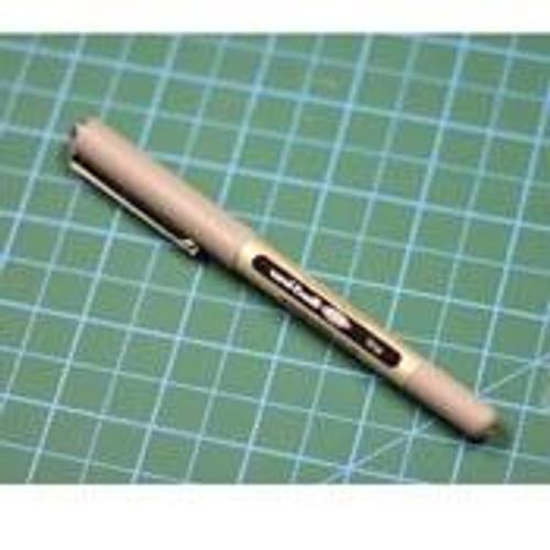 Uniball Black Pen - 0.5 fine