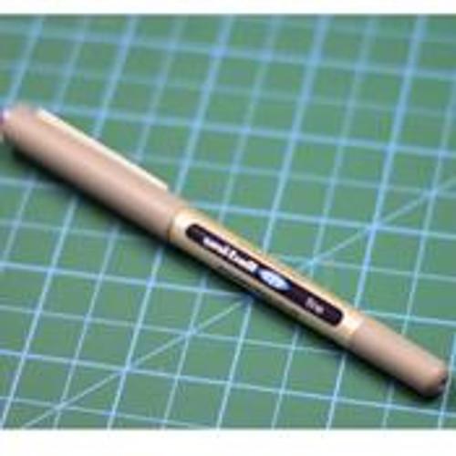 Uniball Blue Pen - 0.5 fine