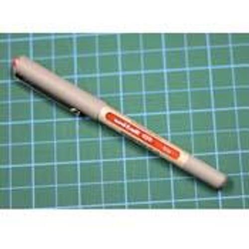 Uniball Red Pen - 0.5 fine