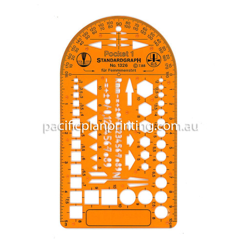 Multipurpose Template Pocket 1