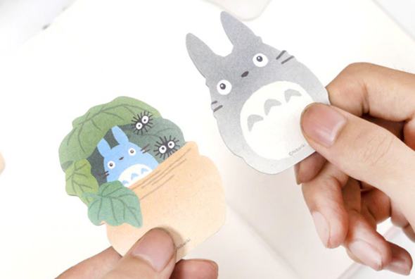 Totoro Pack of Sticky Notes
