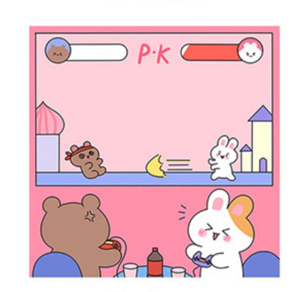 Animal Pals Gaming Memo Pad