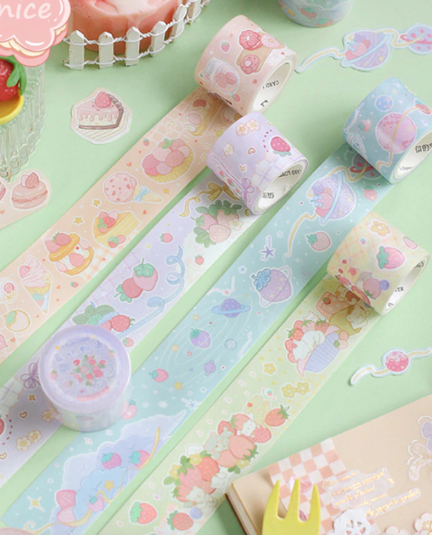 Sweet Shoppe Washi Tape